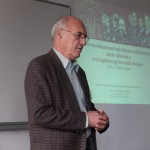 Kulcsár László előadása a Magyar Regionális Tudományi Társaság XIII. Vándorgyűlésén, Egerben, 2015. november 20-án